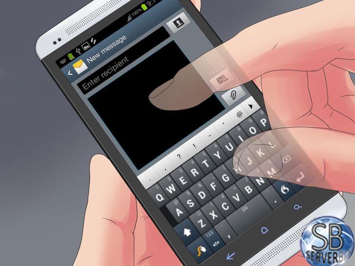 Android Non Compare la Tastiera
