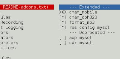 Installare Asterisk 16 LTS su Ubuntu 20.04 o 18.04 o 16.04 o Debian 10 o 9